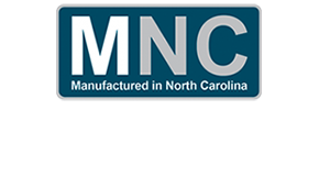 Manufactured in North Carolina logo